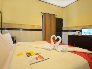 Legian bed and breakfast Superior Room & Free  return Airport transfer