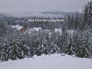SNOW! 50% OFF |Amazing Views! Fantastic 4BD Cabin Near Suncadia*Game Room