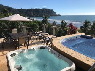 9 BR Beach Front Treasure  - Pacific Palms - Prime Location - Party Friendly!
