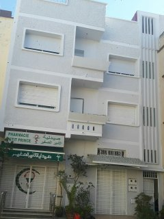 Shakkaar's apartment near the airport in the heart of Morocco