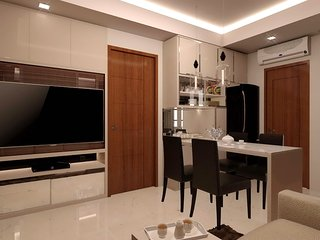 Surabaya Luxury Educity Apartment 2BR+1BR Princeton Tower