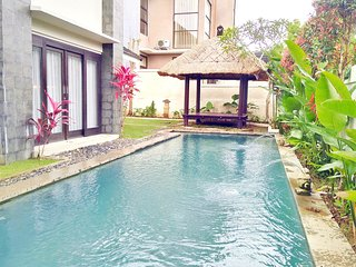 NARA VILLA JIMBARAN - 3BEDROOMS VILLA WITH PRIVATE POOL