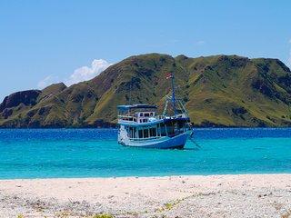 Sailing Komodo - Alam Kaya