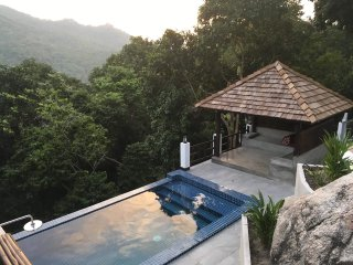 Stunning Pool Villa on the island Koh Tao