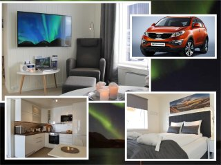 ★ Premium apartment ★ Winter gear ★ Car Rental ★ (B)