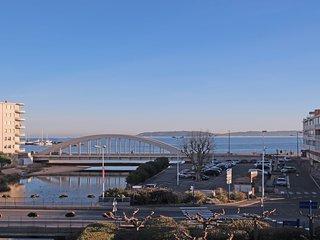 Superbe T4 - Piscine résidence - WiFi - Climatisation - Vue mer - Sainte Maxime