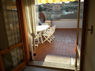 Ampio Open-Space con terrazza-solarium