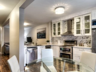 Elegant 3 bedroom apartment in heart of Montreal