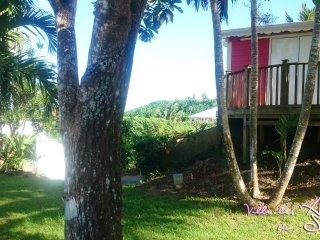 Tres belle villa ouverte sur une magnifique vue mer avec piscine, 8/10 pers.