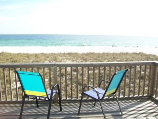 The Gulf is your backyard....Welcome to Salty Breeze!!!