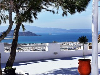 Eye of Naxos. Unique view & Privacy!