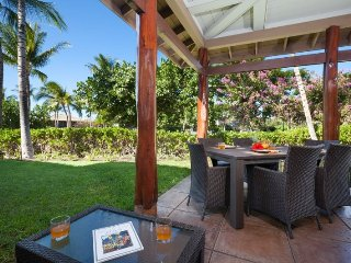 1506 Fairways Mauna Lani.  Includes Mauna Lani Beach Club Pass