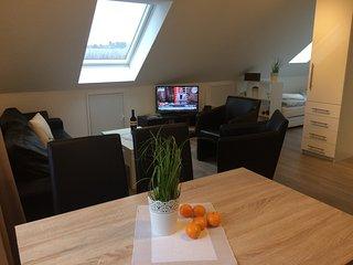 Haus Willi | Ferienwohnung & Monteurzimmer Ortenberg | bis 4 Personen - 65 m2