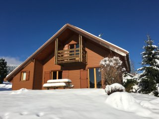 Chalet Sapin⎥85m² 6 personnes