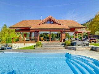 Magnifique propriété à Annecy