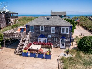 The Carriage House II (Lower) | 95 ft from the beach | Dog Friendly, Hot Tub