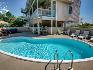 Margaritaville 2 | 550 ft from the beach | Dog Friendly, Private Pool, Hot Tub