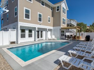 A Summer Place | 75 ft from the beach | Private Pool, Hot Tub
