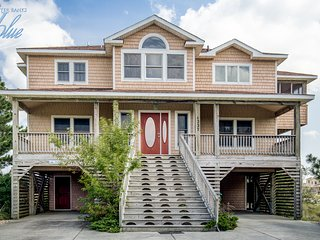 No Place Like Home: 6 BR / 4 BA six bedroom house in Corolla, Sleeps 18
