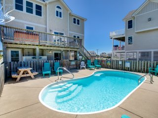 Fins Up | 630 ft from the beach | Private Pool, Hot Tub