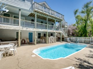 Back to Duck | 530 ft from the beach | Private Pool, Hot Tub