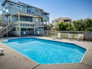 Halcyon | 475 ft from the beach | Dog Friendly, Private Pool, Hot Tub
