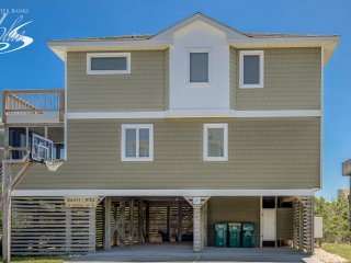 Nauti and Nice | 320 ft from the beach | Hot Tub, Community Pool | Corolla