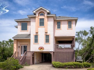 A Corolla Corral: 4 BR / 3.5 BA in Corolla, Sleeps 10, Owner Pays HomeAway Fees