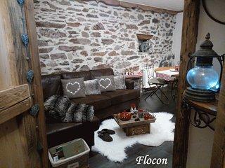 Refuge des marmottes, calme & chaleureux 4 cristaux Paradiski, Plagne Montalbert