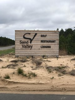 Minutes to Sand Valley Golf Resort!