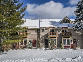 Amazing ski in/ ski out townhome!