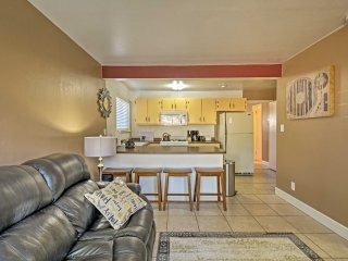 NEW! 1BR Duplex 1.5 Miles to Downtown Flagstaff