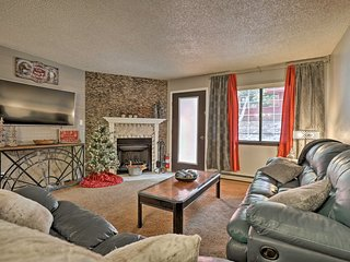 NEW! 2BR Ski-in/Ski-out Brian Head Resort Condo!