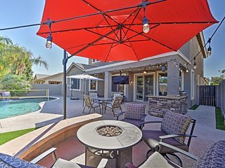 NEW! Superb 6BR Phoenix Area Home w/ Private Pool!