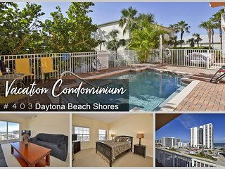 Nov Specials! La Vista Del Sol #403-Ocean and River View-2BR/2BA