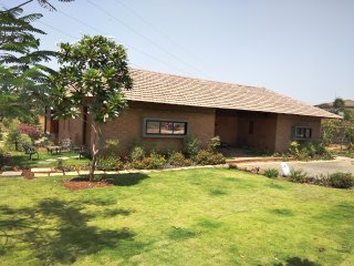 Nirvana Farmhouse your refreshing winter away stay with family & friends.