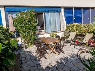 Superbe Rez de jardin dans résidence de standing avec piscine