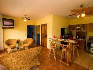 One Bedroom Ocean View Apartment in Playa Ocotal