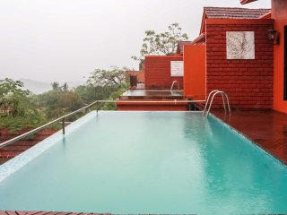 Party Sundeck with Terrace Twin Pool Villa