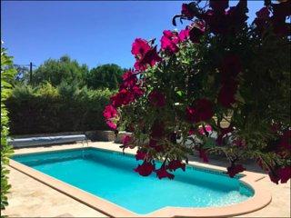 Villa plein pied avec piscine à 5km de Pézenas !