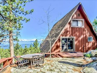 3BR Home w/ Stunning Lake Views – Walk to Zephyr Cove Beach