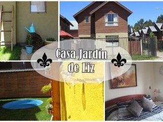 Casa Jardín de Liz ( Alojamiento Familiar)