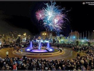 vacanza a Gaeta nel borgo, vicino al mare e alle luminarie natalizie