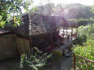 Cabanas Lobolira: Rustic Cabin 5min walk centerSJ
