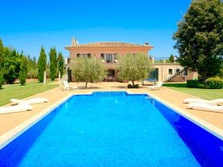 Luxury Villa Pelli
