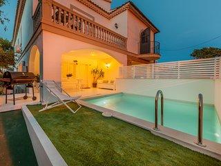 Beach Villa Sol