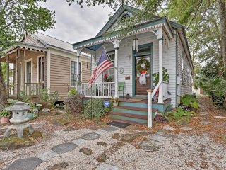 NEW! 2BR Pensacola House in Historic Downtown!