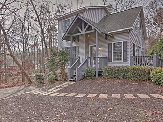 NEW! 3BR Anderson House - Walk to Lake Hartwell!