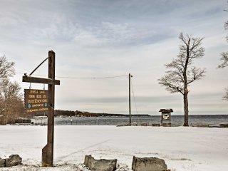 Property Exterior | Walk to Seneca Lake