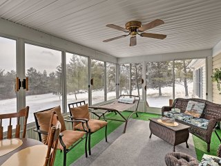 NEW! Country 3BR Himrod Home on Seneca Lake!